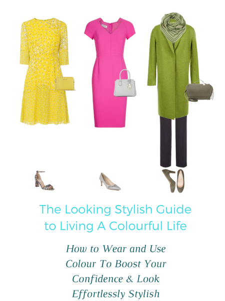 online colour course, how to wear colour, your best colours
